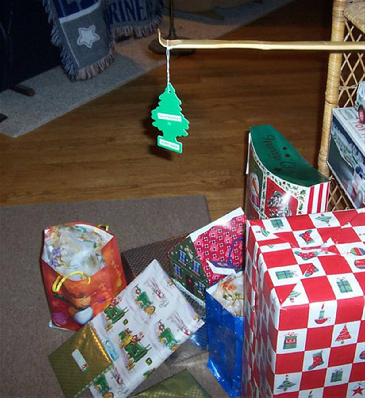 Árbol de navidad para perezosos