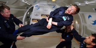 La vida de Stephen Hawking en imágenes