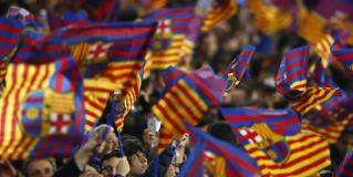 Messi y Barsa a cuartos