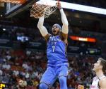 Va el Thunder a playoffs