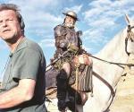 Cerrará Cannes con ´The man who killed Don Quixote´
