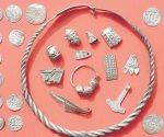 Descubren en Alemania el tesoro de un rey vikingo del siglo X