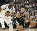 Spurs se quita la blanqueada ante Warriors