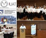 Inaugura UAT Club de Litigación Oral. Preparan a futuros licenciados en Derecho