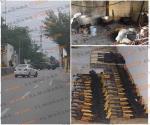 Tamaulipas: ´Revientan´ narcolaboratorio de ´cristal´ y militares decomisan 77 armas