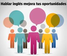 ¿Cómo mejora tus oportunidades de trabajo el hablar inglés?