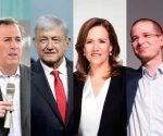 Los candidatos, sus amigos y los empresarios