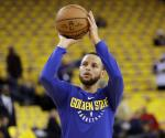 Curry regresará para el segundo partido