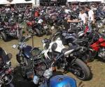Organizan motoristas ´Moto Rally Frontera´