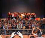 Espectacular concierto