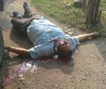 Matan a funcionario estatal