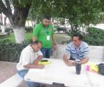 Contratan camarguenses para trabajar en Reynosa