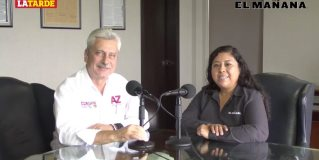 Entrevista con Armando Zertuche Zuani candidato a diputado federal por MORENA