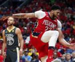 Pelicans acortan la distancia a Warriors