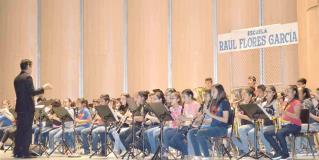 Celebran el Día del Niño musicalmente