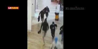 Atrapan en Sinaloa asaltantes de Centro Comercial Altama