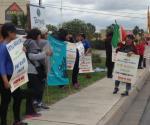 Urgen acabar abuso laboral. Exponen afectados sus casos a Cabildo