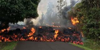 Impresionantes imágenes del Volcán Kilauea