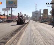 Cierre de boulevard Hidalgo en Reynosa genera caos