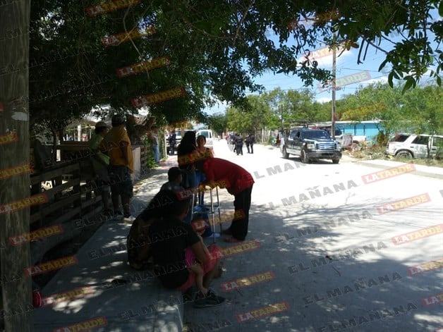 Chocan civiles armados en fraccionamiento Reynosa; hay 5 heridos