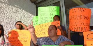 ´Toman´ de nuevo COMAPA: no soportan aguas negras