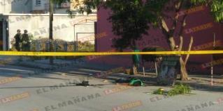 Chocan grupos armados en Reynosa: un muerto