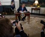 Rompe Trump pacto nuclear con Teherán