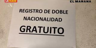 Impulsan Registro de Doble Nacionalidad