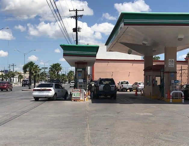 Llega Magna a los 14 pesos. Diferencia con Texas, $3 por litro