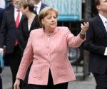 """La época en la que podíamos confiar en EU se acabó"""", Merkel"""