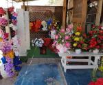 Bajas ventas de arreglos florales