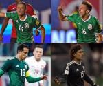 Se perfila lista de 23 de México para Rusia 2018