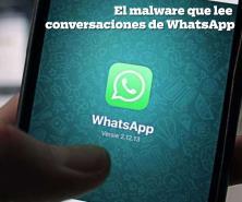 'ZooPark' puede leer conversaciones de WhatsApp