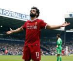 Salah, mejor jugador del año en la Premier League