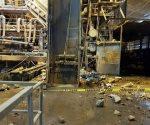 4 trabajadores heridos en Monclova tras explosión en planta siderúrgica
