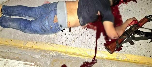 Le tiran a la Policía; 3 sicarios abatidos. La violencia, desbordada