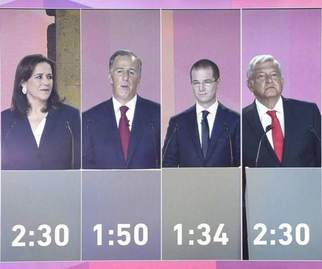 ´Rating´, público en vivo: la gran apuesta del segundo debate presidencial de México