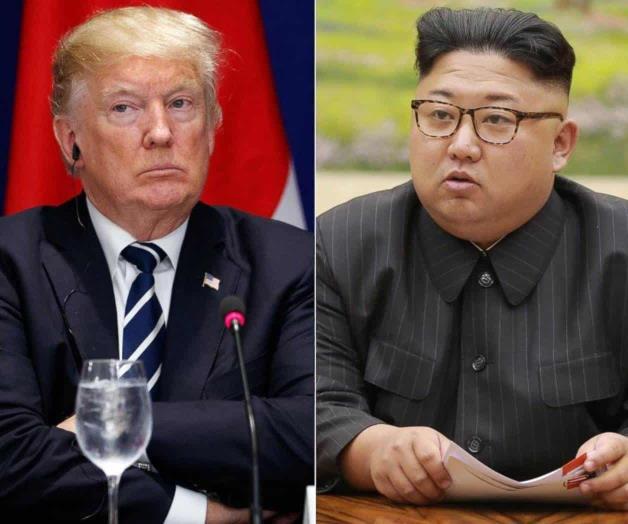 Asegura Trump que está por verse si se reunirá con Kim