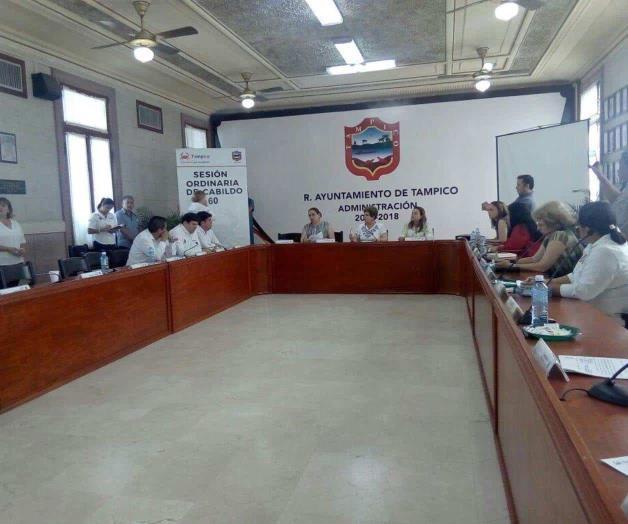 Motín de regidores en el ´puerto jaibo´. ´Estrenan´ a la alcaldesa interina de Tampico