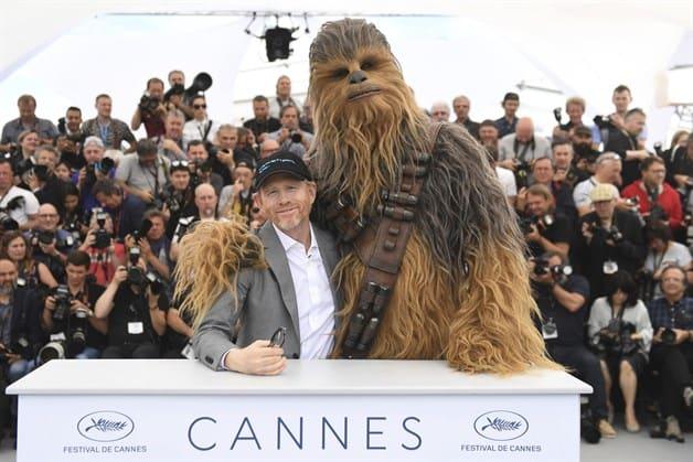 Aterriza en Cannes