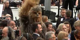 Han Solo aterriza en el Festival de Cine de Cannes