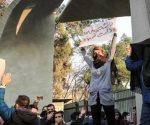 Protesta en Irán deja un muerto y seis heridos