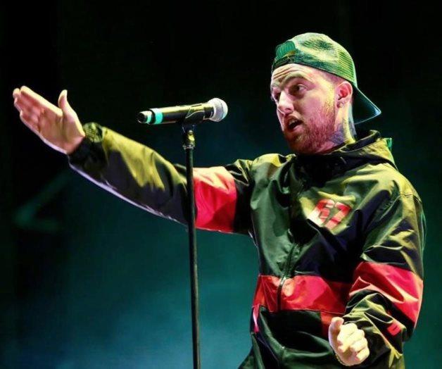 Arrestan al rapero Mac Miller por chocar ebrio