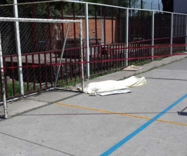 Muere alumno en canchas del IPN