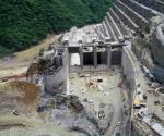 Más de 9.000 evacuados por la obstrucción de una presa en Colombia