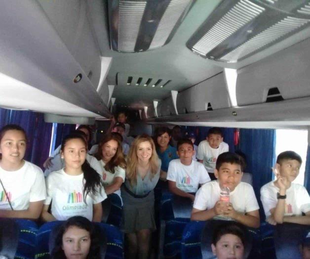 Representan a Matamoros en la Olimpiada del Conocimiento