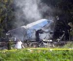 Confirman 100 muertos en desplome de avión, en Cuba