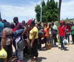 Tratan México y EUA solicitudes de asilo de migrantes