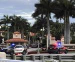 Florida: Abren fuego en un club de golf de Donald Trump