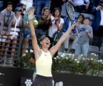 Maria Sharapova gana duelo histórico